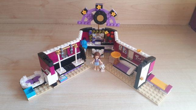Lego Friends Garderoba Gwiazdy Pop 41104
