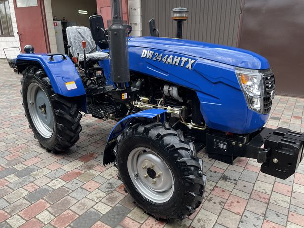 Трактор DW 244 AHTX в подарнок Оприскувач