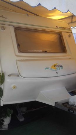 Caravana Pluma 530 de 2002