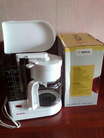 Продам электрическую кофеварку капельного типа NOVA M-131