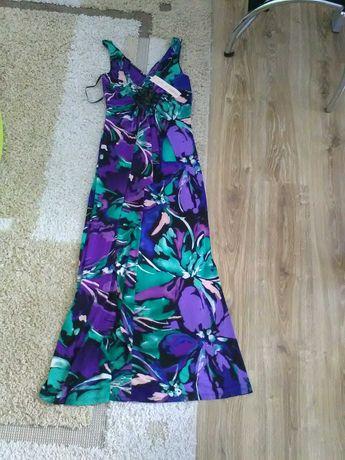 Nowa maxi sukienka Kaliko 36