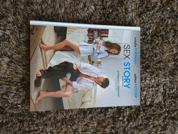 Sex story DVD komedia romantyczna Kutcher Portman film z książką