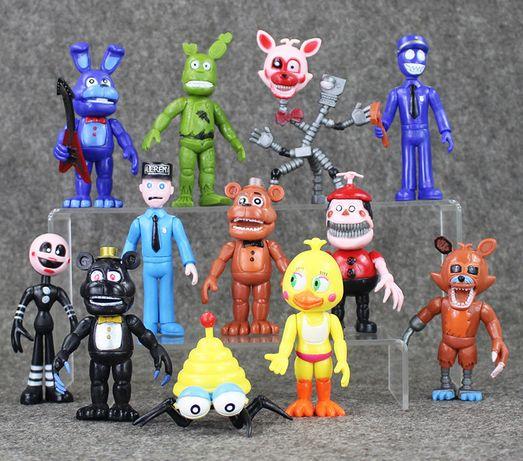 Игрушки 5 ( пять ) ночей с Фредди / Funko Five Nights at Freddy ,12 шт