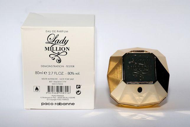 Perfumy Paco Rabanne Lady million 80ml