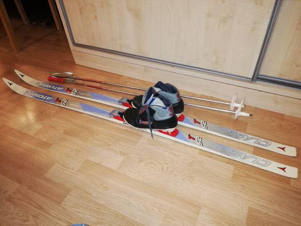 narty biegowe Atomic