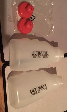 Butelki do plecaka biegowego Ultimate Direction