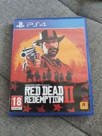 Red Dead Redemption 2 PS4 wersja polska