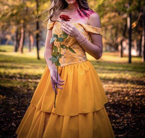 Платье Белль/Платье на выпускной