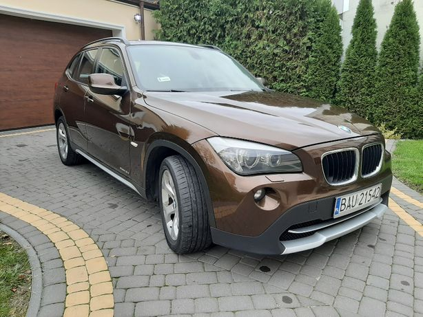 Sprzedam BMW X1 salon PL 2012r właściciel