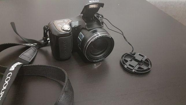 Nikon Coolpix L100 + pokrowiec