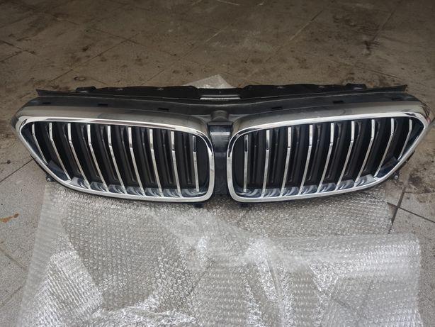 7497775-03 решітка бампера, ноздрі BMW 6 G32 2017-