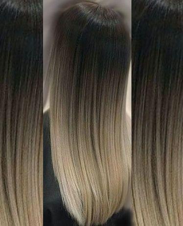 Блонд окрашивание Балаяж Шатуш Сомбре Восстановление волос. Колорист