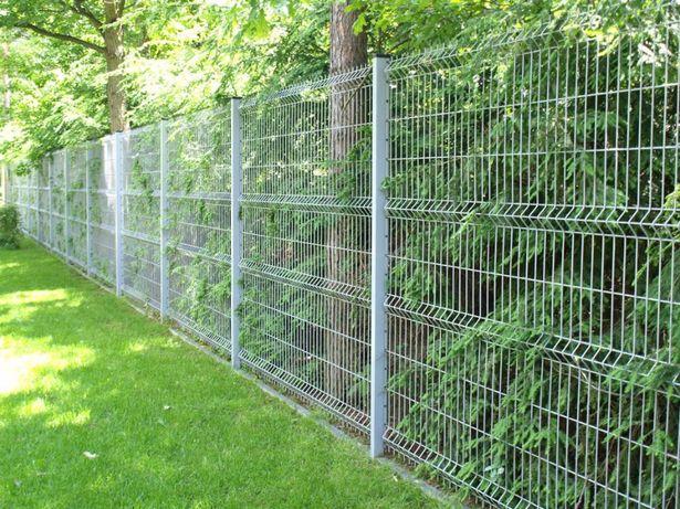 ,Ogrodzenie panelowe 1,53 plus 25 cm podmurówka prosto od producenta 5