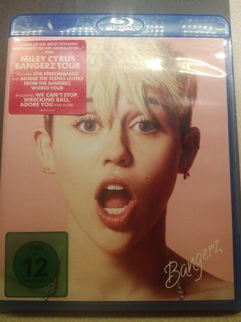 MILEY CYRUS banerz tour Blu-ray