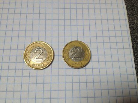 Монеты / 2 польские злотые / 1994 г. / 1995 г.