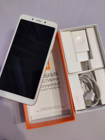 Смартфон Xiaomi Redmi 6A 2/32GB gold