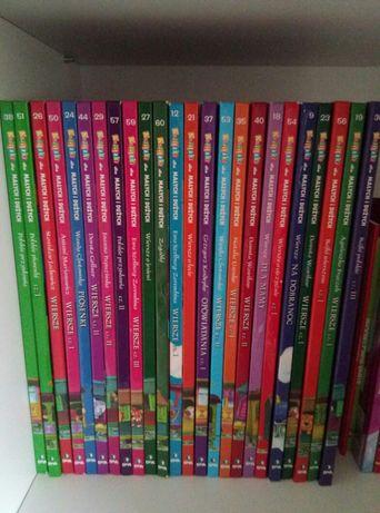 Książki dla małych i dużych - 24 szt