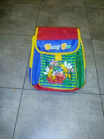 Plecak dziecięcy, nowy z metką