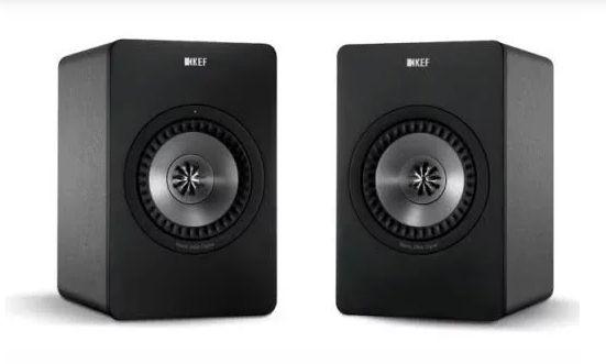 Aktywne kolumny głośnikowe KEF X300A Para