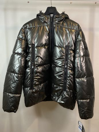 Куртка пуховик Michael Kors оригинал новая XL