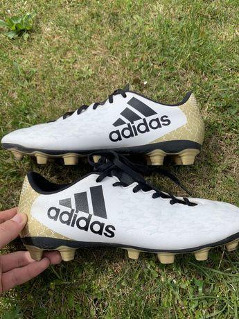 Бутси/Копочки Adidas X 42 розміру