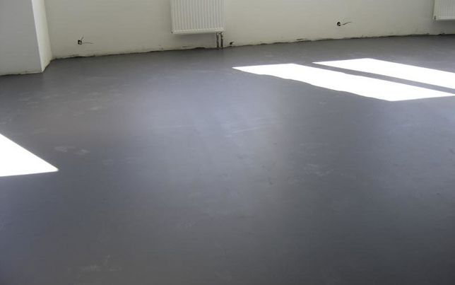 Стяжка цементно піщана, мокра стяжка, стяжка підлоги.