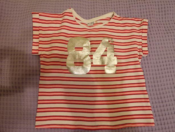 Koszulka 4f dziewczęca