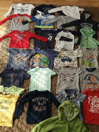 Ubrania dla chłopca rozmiar 104