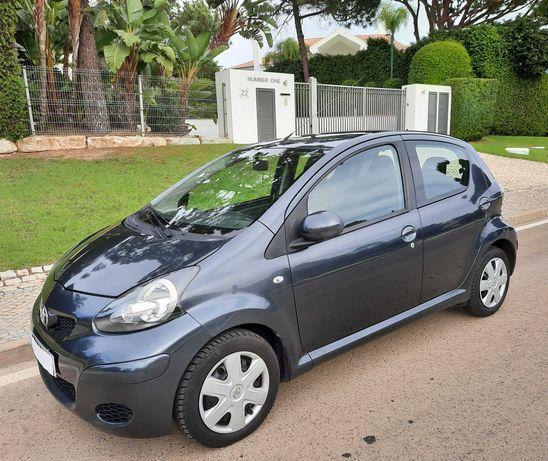 Toyota Aygo 1.0cc 5p Ac de 09/2009