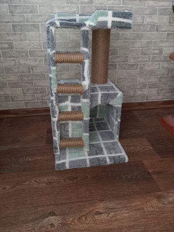 Продам домик + когти точка для животных