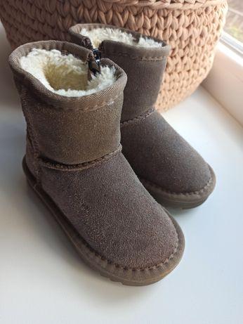 Детские Угги зима 1.5-2 года 24 размер