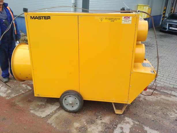 Nagrzewnica olejowa Master BV 680e 198,17kw