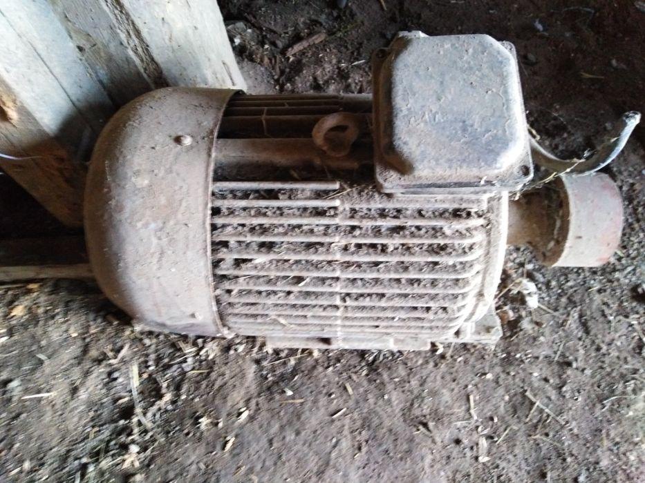 Продам електродвигун Березовка - изображение 1