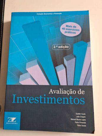 Livro Avaliação de Investimentos