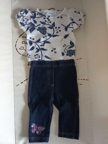 Komplet - spodnie i bluzeczka