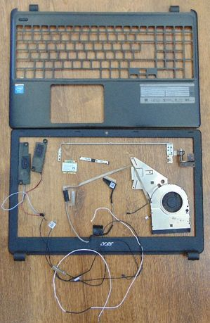 Остатки (запчасти) от ноутбука Acer Aspire E1-510