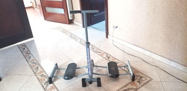 Leg magic! Maszyna do ćwiczeń!