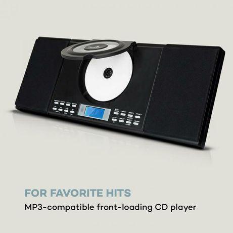 Mikrowieza odtwazacz cd auna