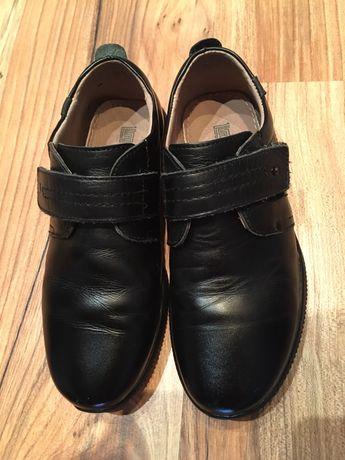 Обувь. Туфли кожаные на мальчика 32 р.