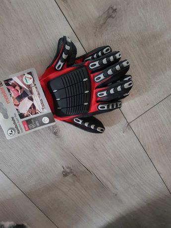 Rękawice techniczne robocze  M 8 Nowe
