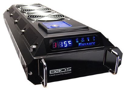Cистема водяного охлаждения (СВО) Koolance EX2-1055 (Rev 1.4)