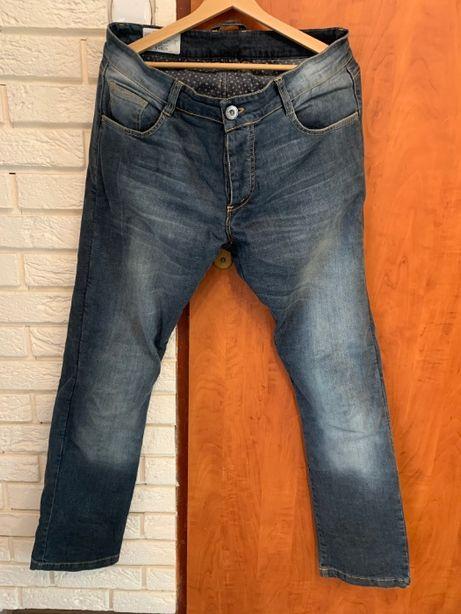 Spodnie motocyklowe Jeans CITY NOMAD Bike Wear Rozmiar L