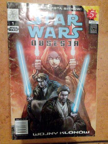 STAR WARS 01/2005 Wojny Klonów- Obsesja 1