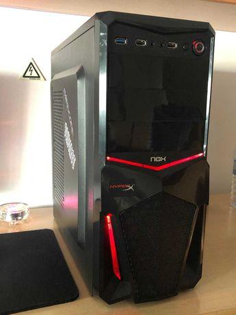 Computador gaming/trabalho i5/16GB/GTX1060 3GB