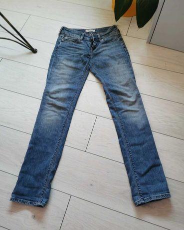 Spodnie levi's 571 slim fit jeans, W29L34
