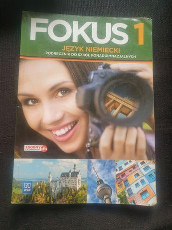 Focus podręcznik do języka niemieckiego szkoły ponad gimnazjalne