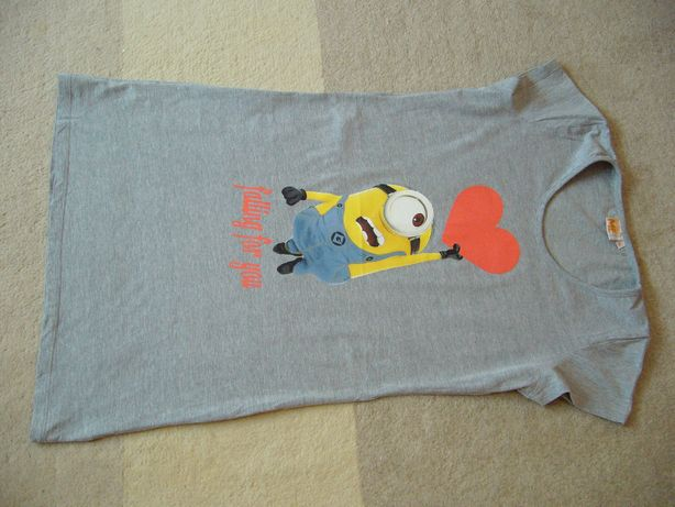 piżama L-XL minionki