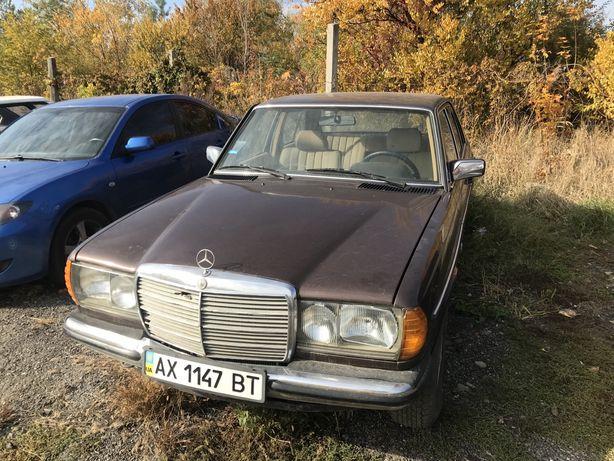 Продам Mercedes Benz w123