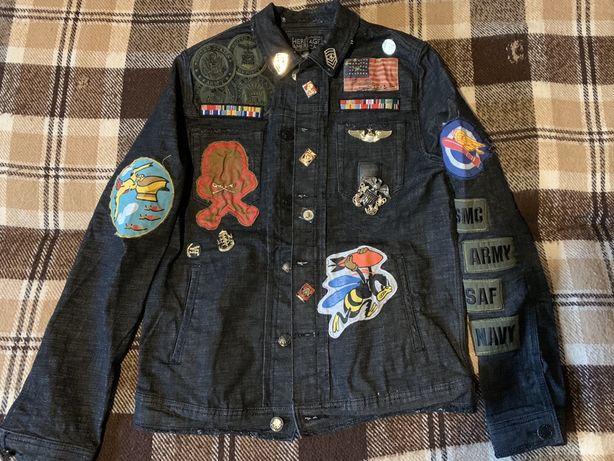 Джинсовая куртка Heritage America