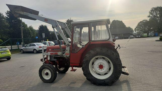 Ciągnik rolniczy International 574 Mc Cormick